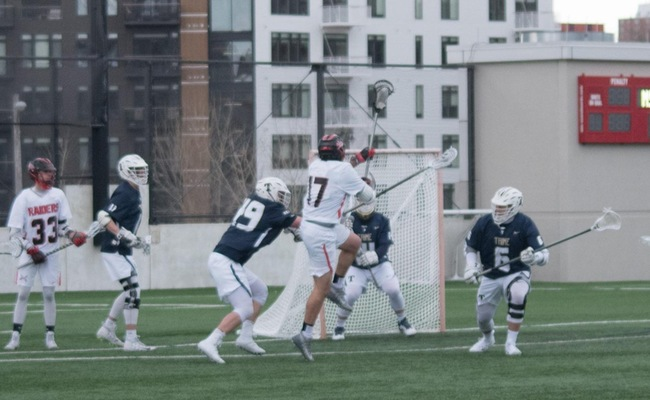 Big Second Quarter Paces LAX To Win Over Eagles