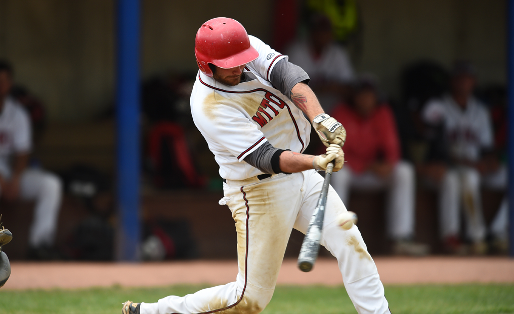 Long Ball Leads Baseball Past Nichols