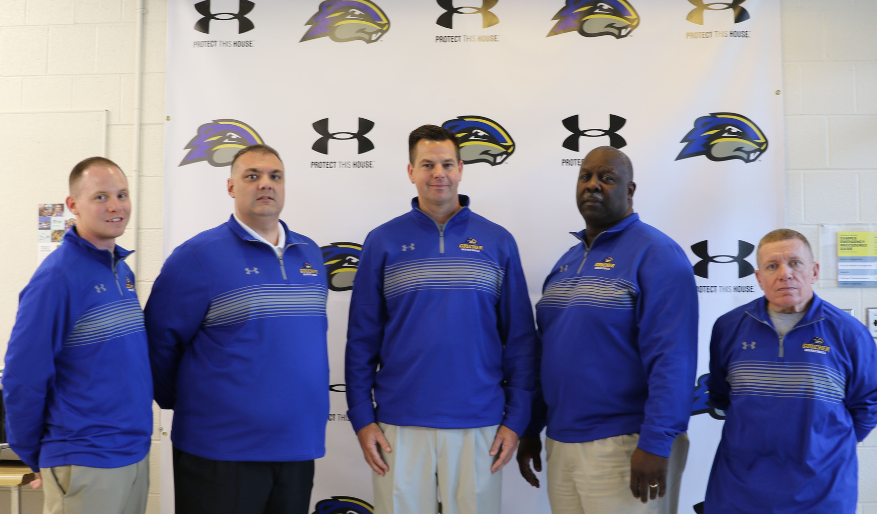 Men's Basketball Announces Additions to Coaching Staff for 2016-2017 Season
