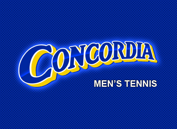 Concordia Men's Tennis Ranked 10th in Most Recent ITA Division II Rankings