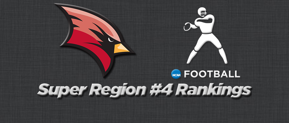 Football No. 7 in First NCAA Regional Rankings