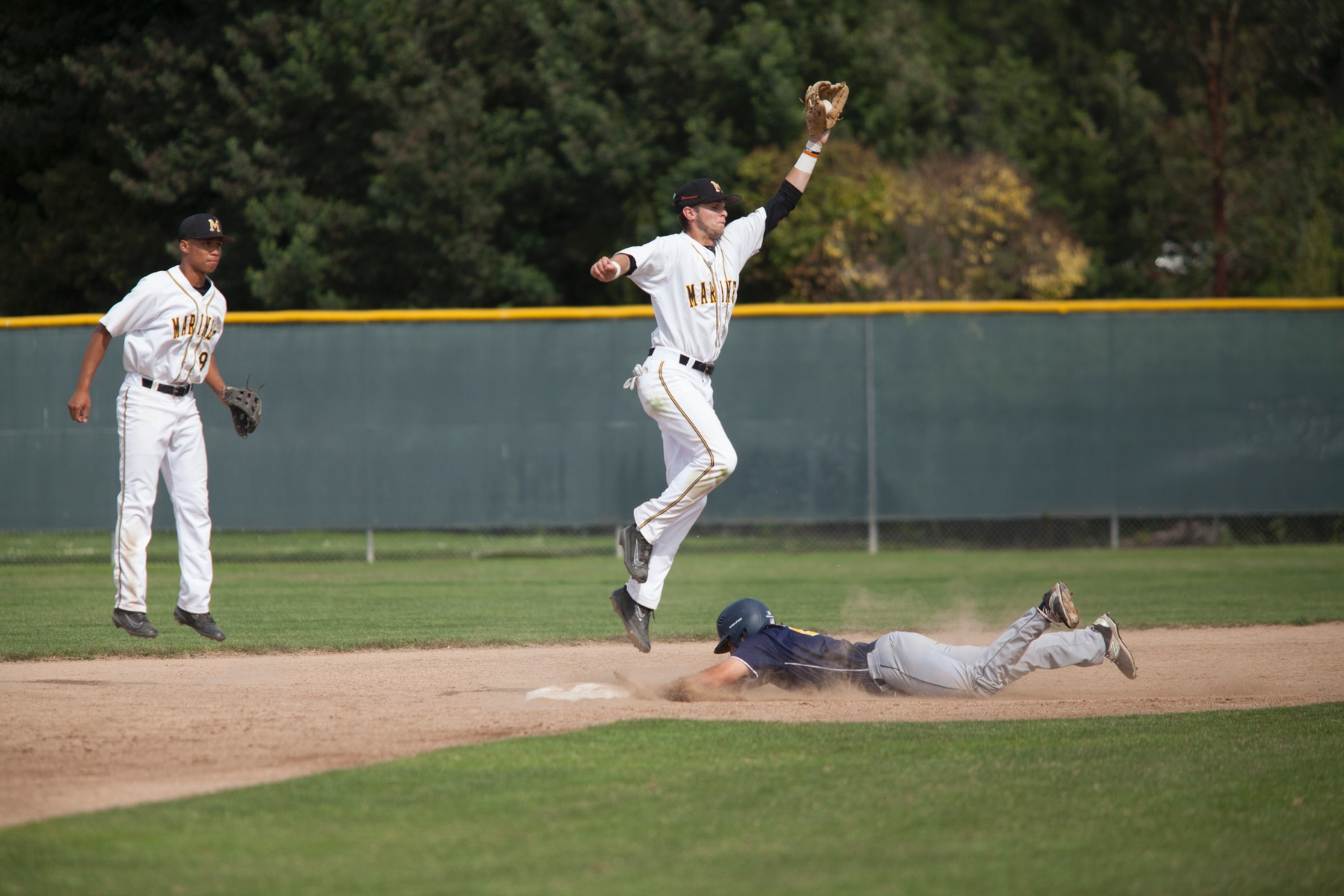 Gardner Shuts Out Solano 5-0 To Move Within One Game of BVC Title