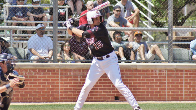 Trinity's Pappas Joins SCAC 200-Career Hit Club