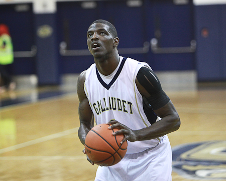 Gallaudet men's basketball takes down SUNYIT, 75-71