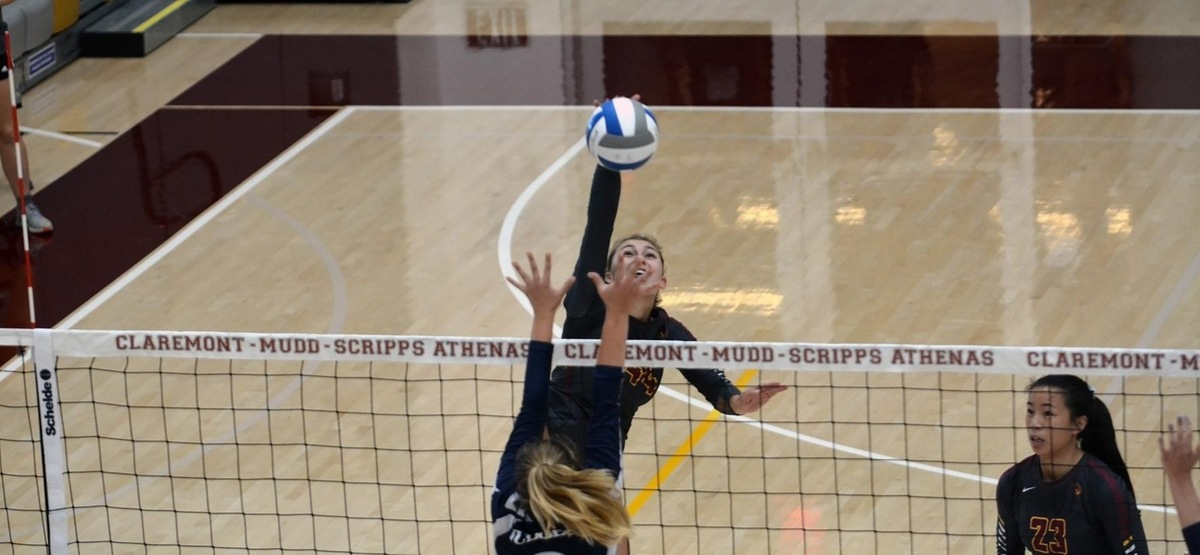 Phoebe Madsen Earns SCIAC Volleyball Specialist of the Week Honor