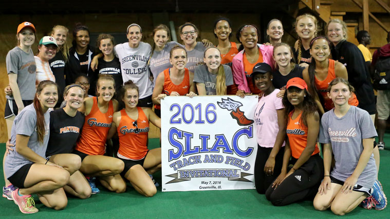 Greenville Women Run Away With SLIAC Invitational Title