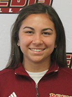 Regis' Garcia Lands NECC Women's Soccer Rookie of the Week