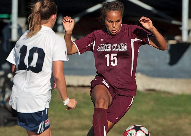 Two Second-Half Goals Power No. 12 SCU Over Saint Mary's