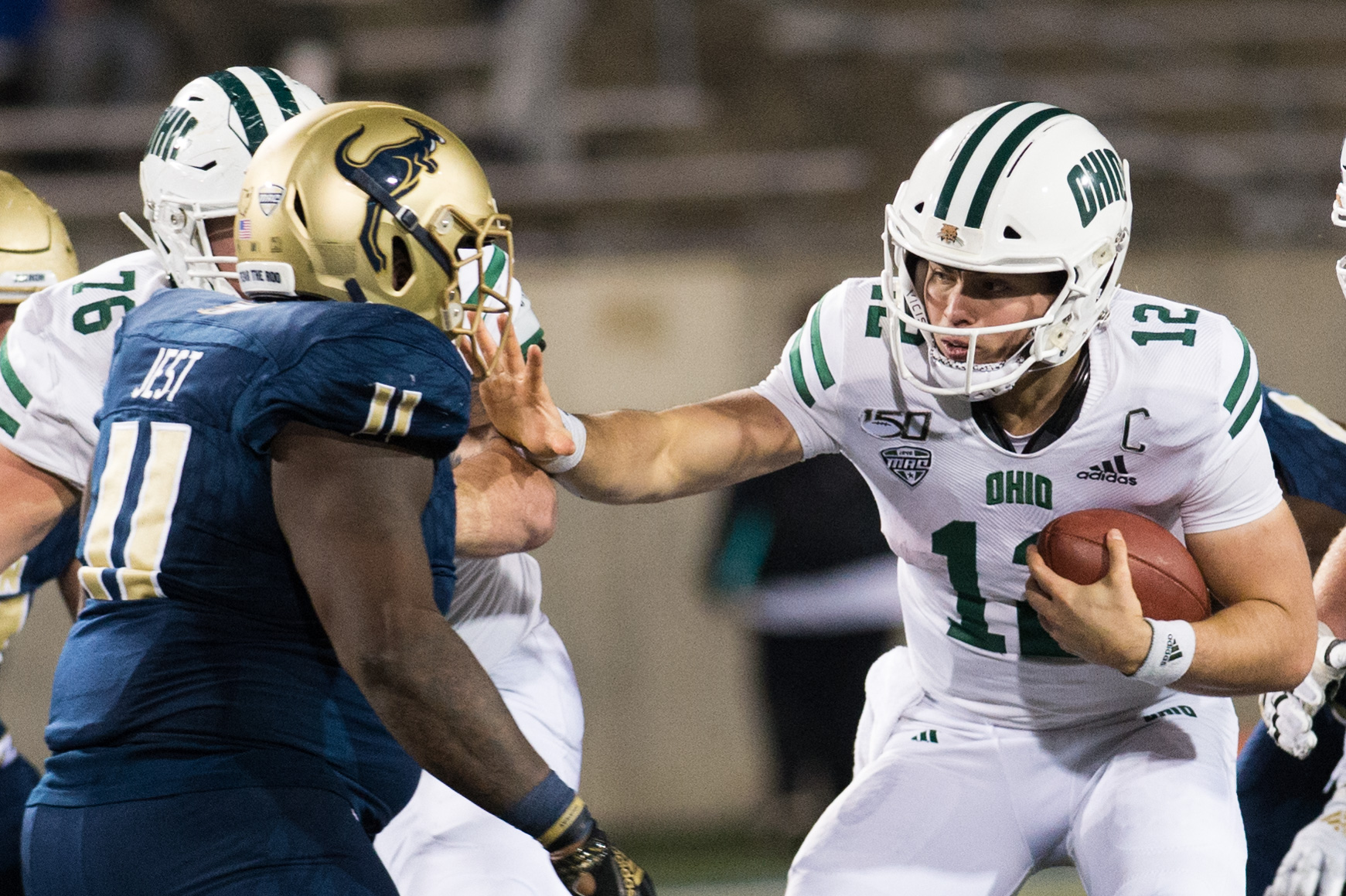 Ohio Football Concludes 2019 Regular Season With Rout of Akron, Earns Bowl Eligibility for 11th-Straight Year