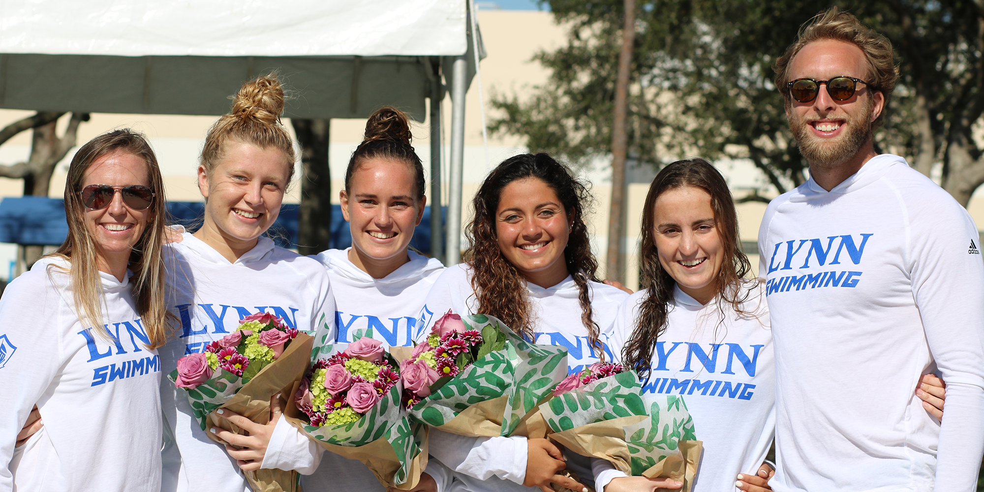 Seniors Carry Swimming to Victory