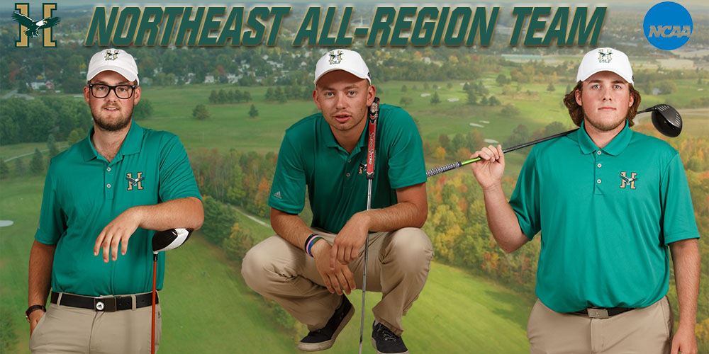 Clow, G. Dugas, and Wickenden Named to Northeast All-Region Team