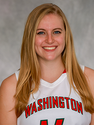 Madeline Homoly, Women's Basketball