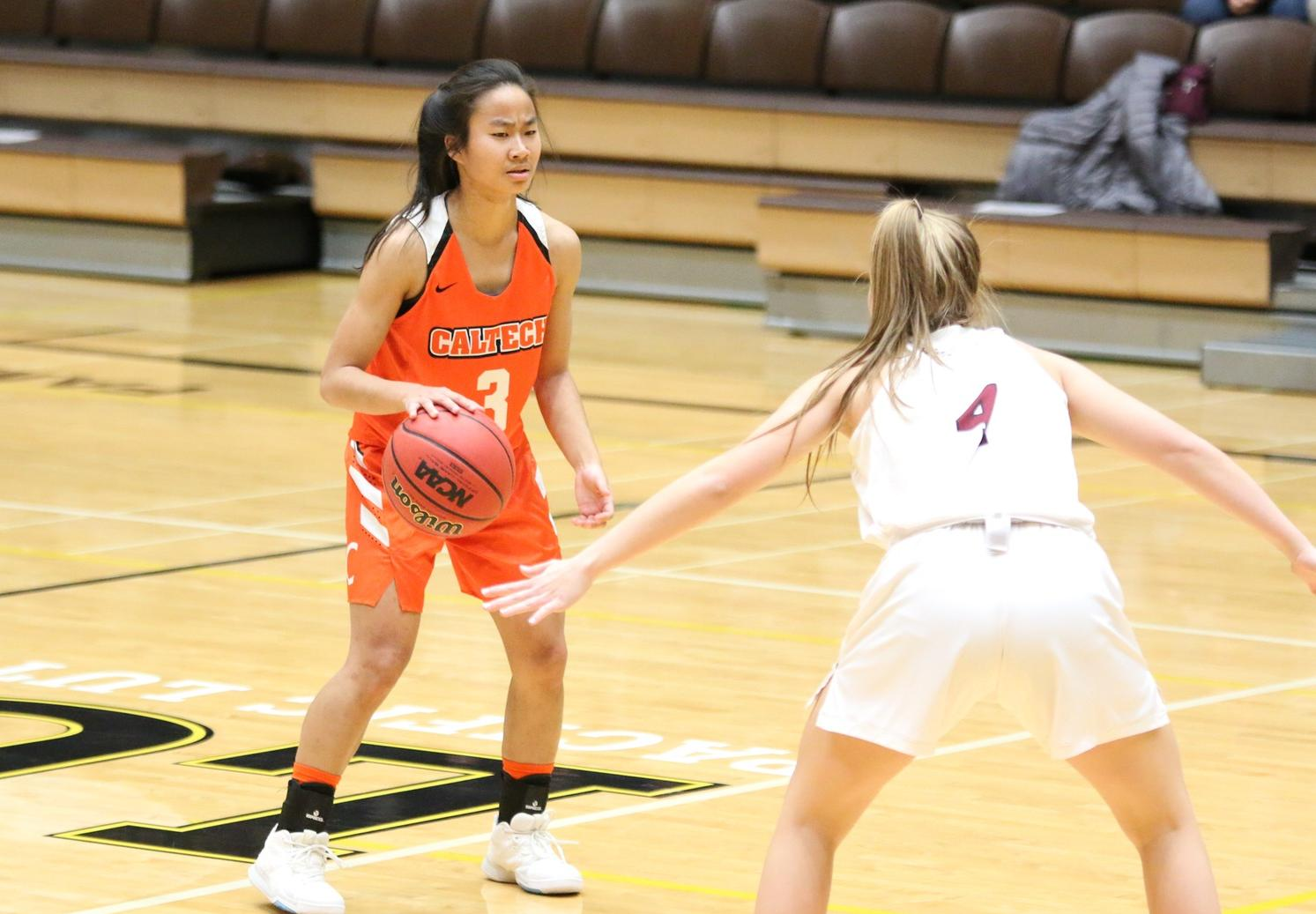 Peng's 25 Nearly Puts Caltech Over La Verne
