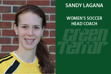 Lagana named head women's soccer coach