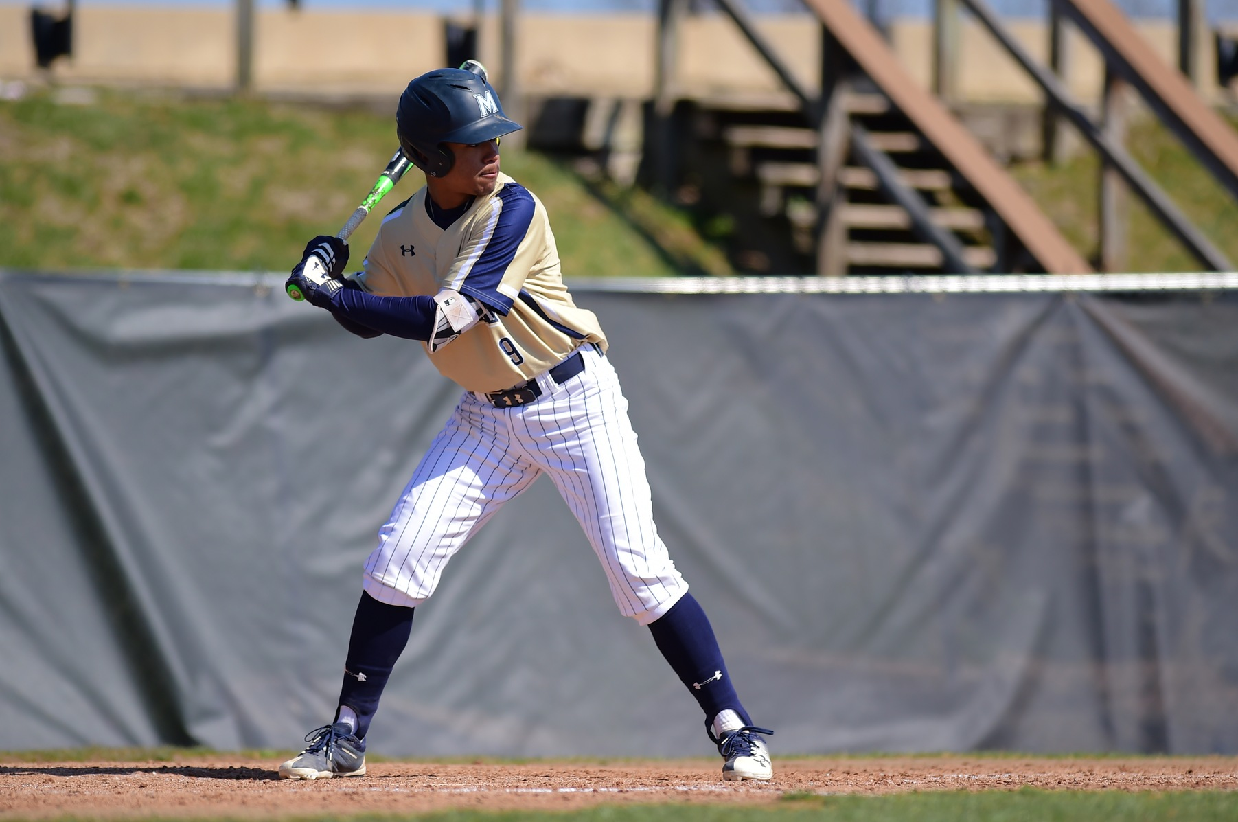 Mount Baseball Takes On Maryland-Eastern Shore For Mid-Week Doubleheader Action On Tuesday