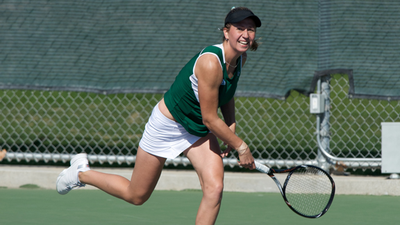 WOMEN'S TENNIS OUTLASTED BY UC SANTA BARBARA 5-2