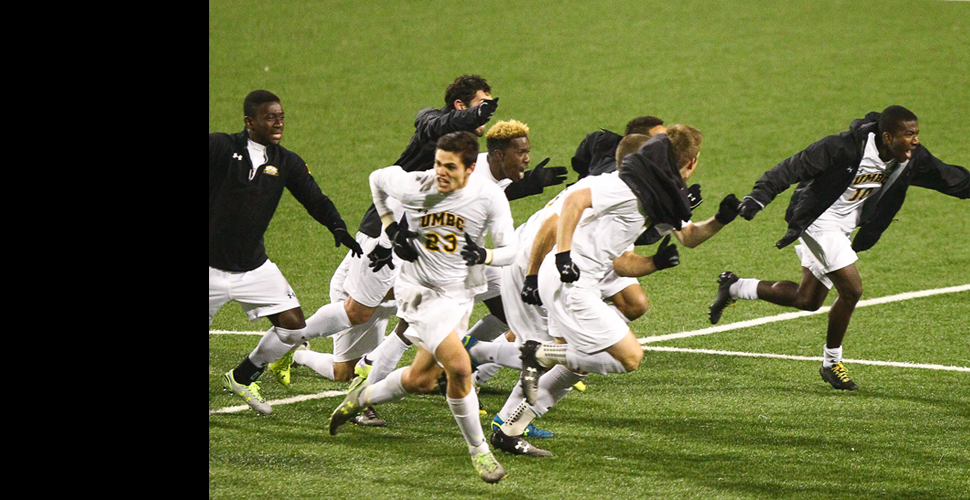UMBC Men's Soccer Advances Past Creighton in PK's, Will Compete in NCAA College Cup