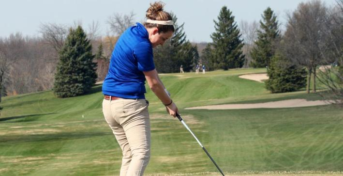 Women's Golf competes against Wisconsin Lutheran
