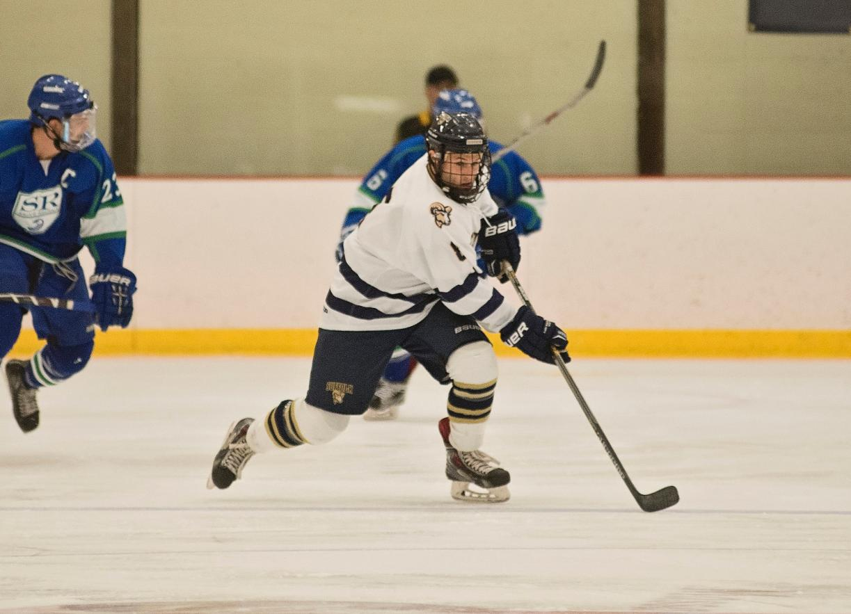 Hockey Stalled by Franklin Pierce, 5-4