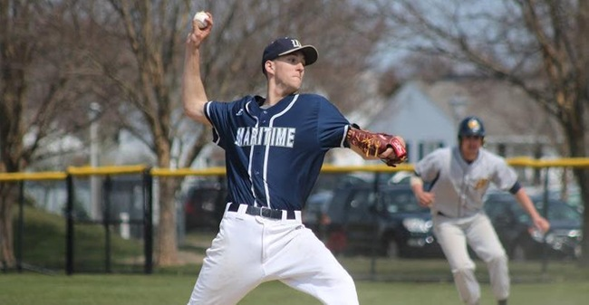 Kwedor Named As MASCAC Baseball Pitcher Of The Week For Second Time This Season