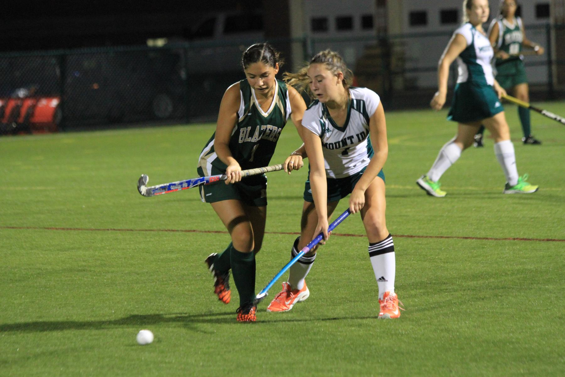 Mount Ida Outlasts Field Hockey