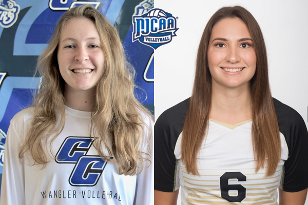 NTJCAC Volleyball Players of the Week (Aug. 27)