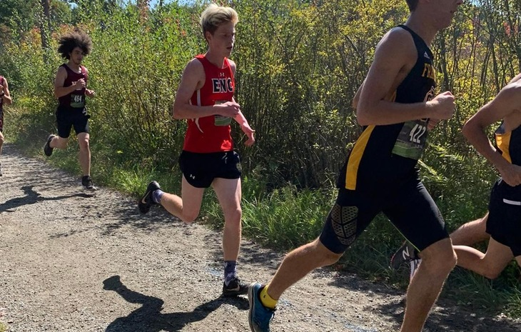 Cross Country Squads Run at Mass. Maritime Invitational Friday