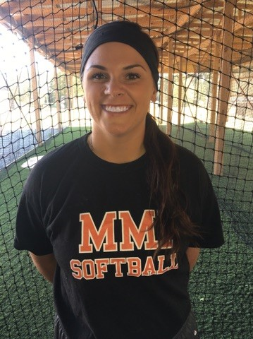 MMI's Amanda Ingram Softball Pitcher of the Week