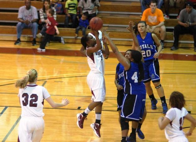 Guilford Women Advance to ODAC Semis With Win Over Bridgewater