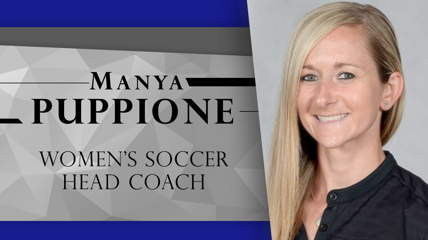 Puppione Named Eighth Coach In Women's Soccer Program History