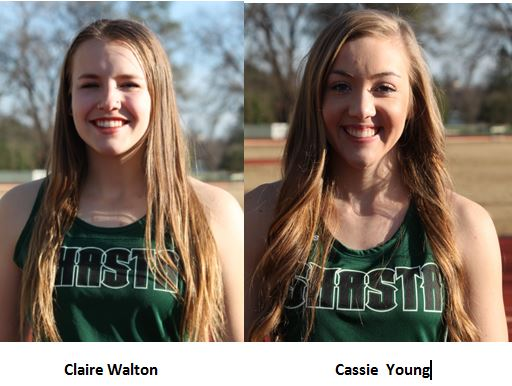 WALTON, YOUNG FIFTH AT CCCAA STATE CHAMPIONSHIPS