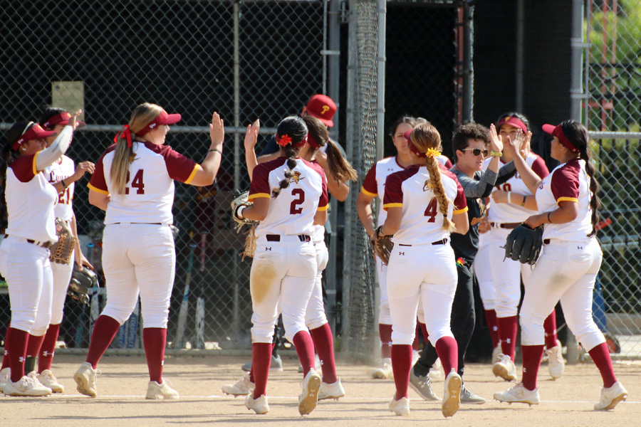 The Lancers softball team's 2019 season came to a close on Saturday.