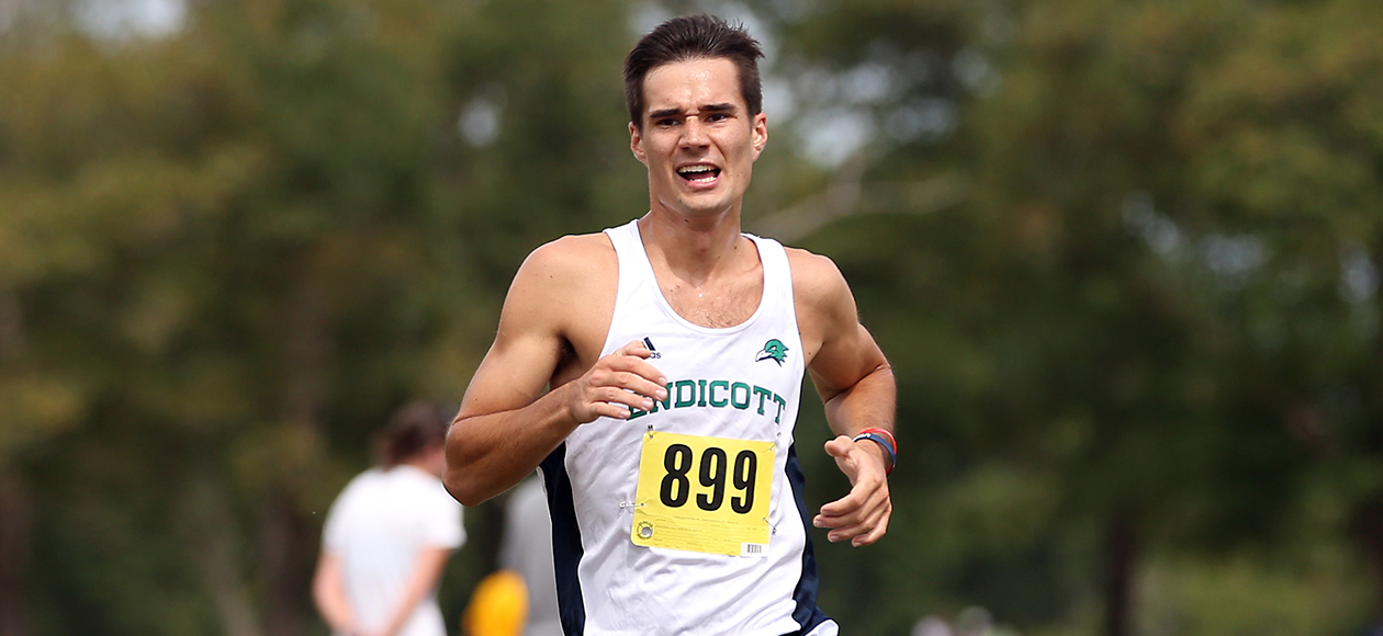 Men's Cross Country Finishes 27th At NCAA DIII Regionals