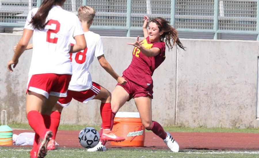 2016 Preview: PCC Women's Soccer Looks For Improved Play