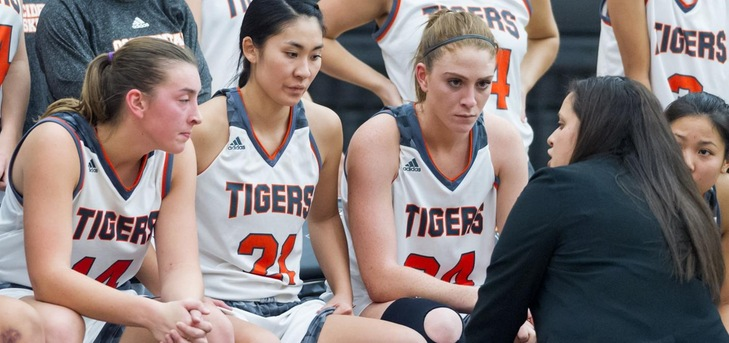 Tigers Fall at First-Place Cal Lu