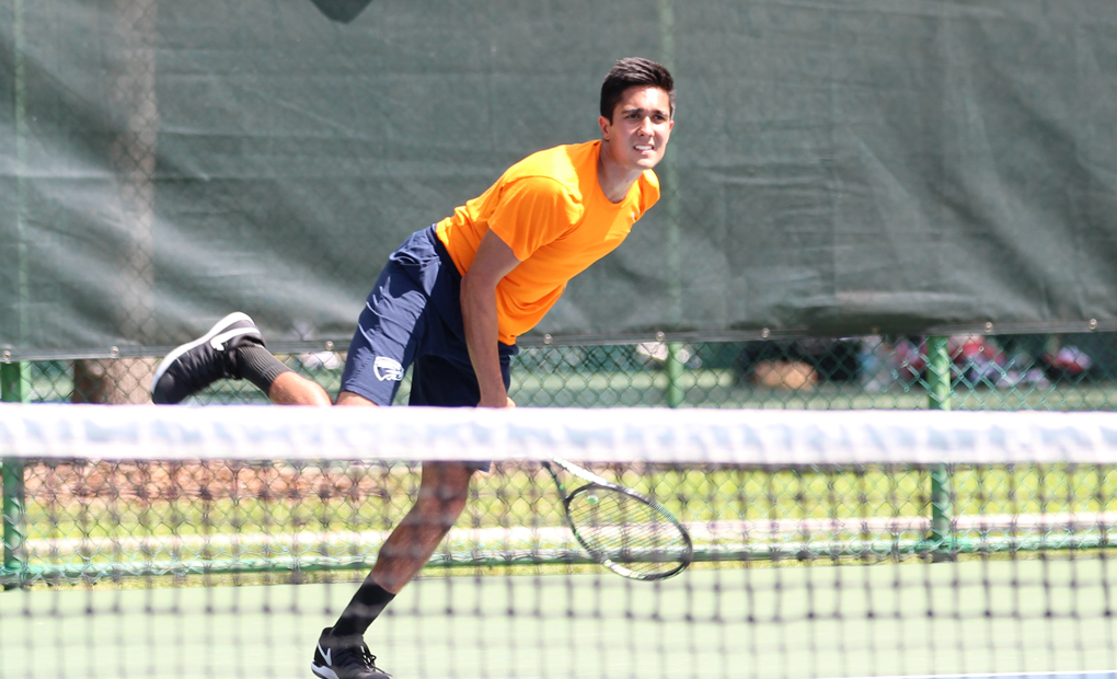 Emory Men's Tennis Lands Six On All-UAA Team -- Manji Named Player Of The Year