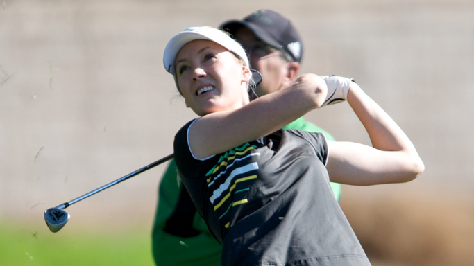 PERSSON FINISHES THIRD, TEAM SIXTH AT FRESNO STATE CLASSIC