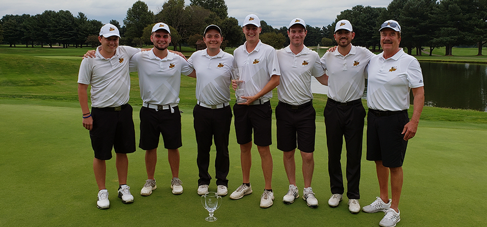 Gatorade Collegiate Classic Champs (Photo Courtesy of Wooster SID Kevin Smith)