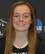 Allyson Tuxbury, Nichols, Volleyball, Rookie of the Week