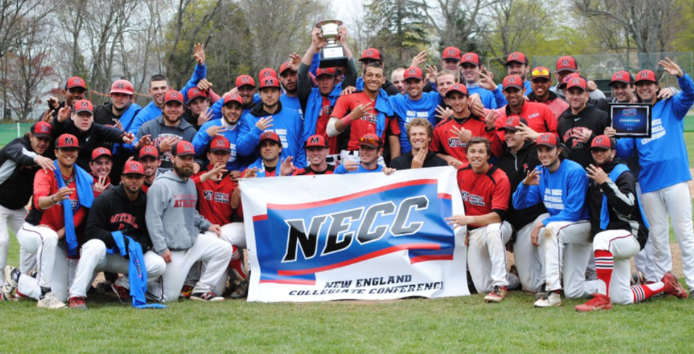 Mitchell Claims Third Straight NECC Baseball Title