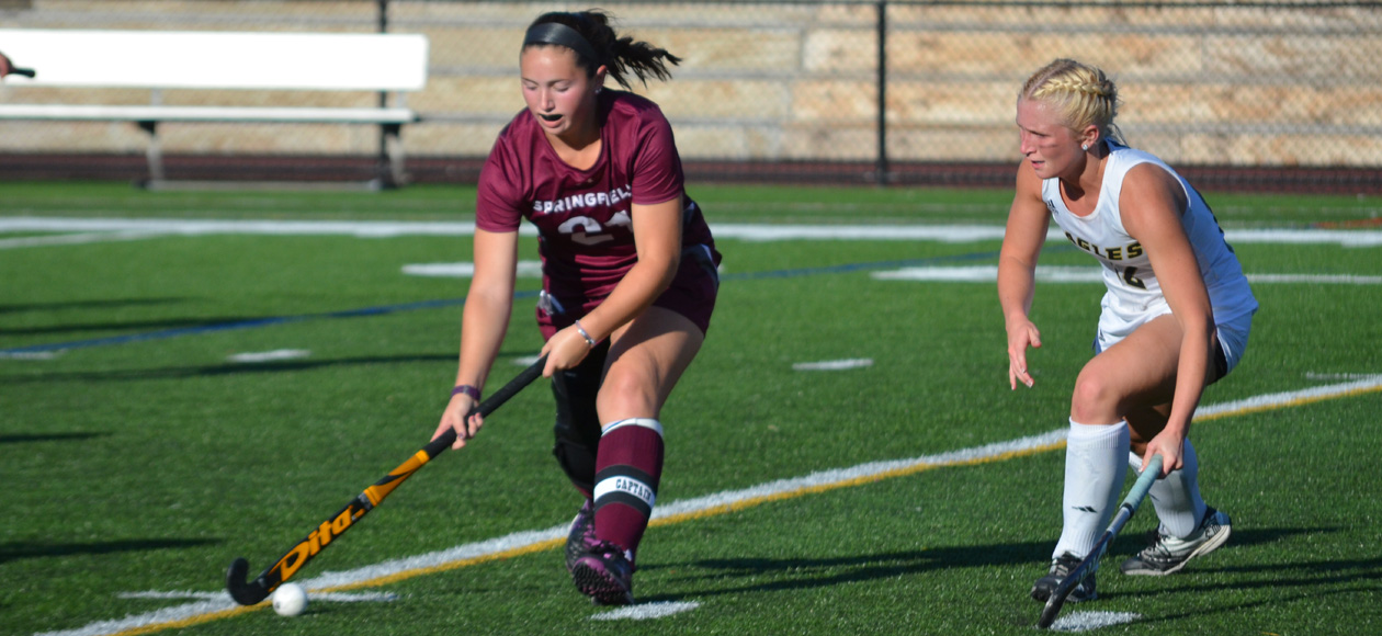 Field Hockey Runs Past Husson, 4-2, For Fourth-Consecutive Win
