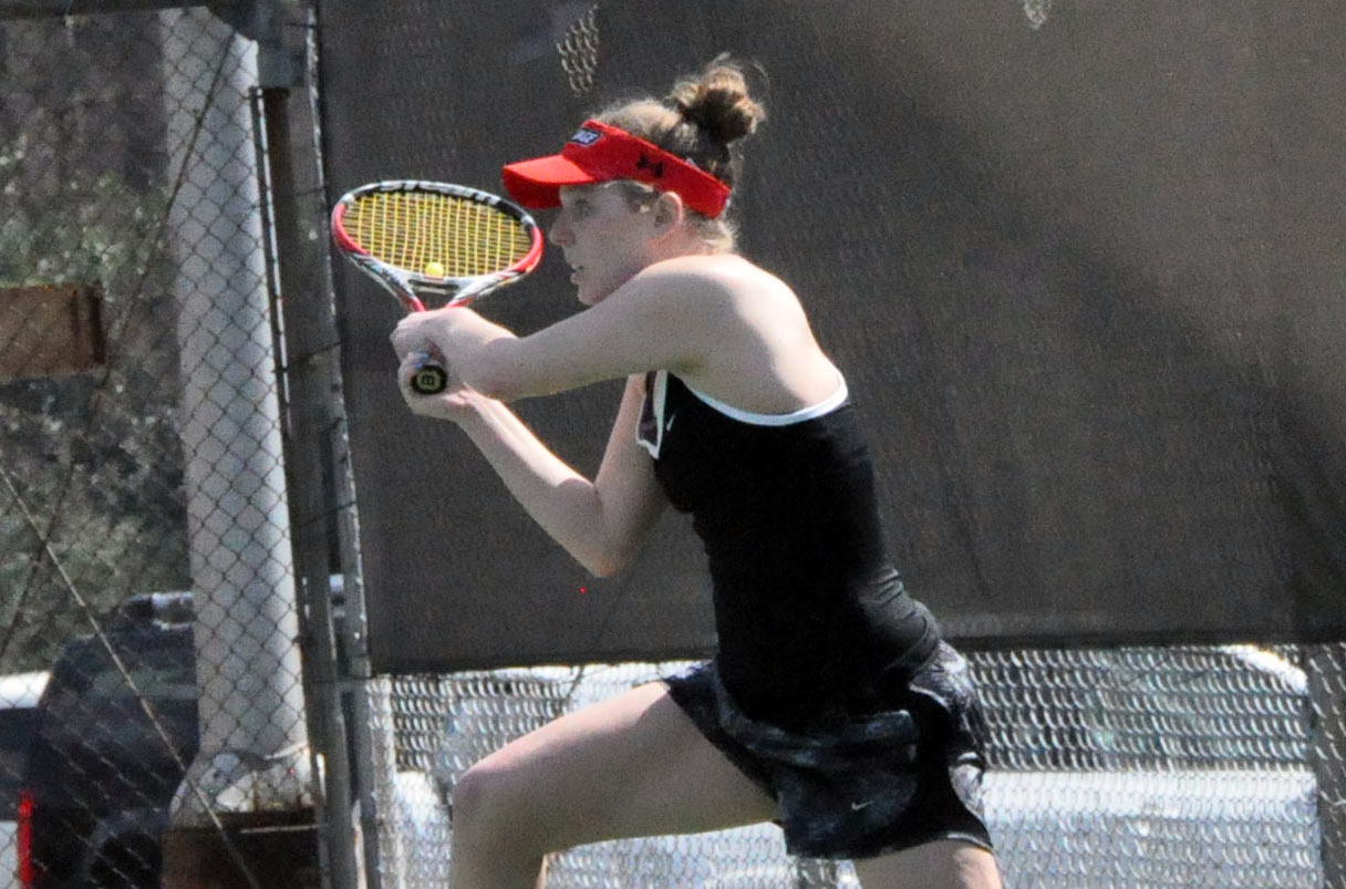 Women's Tennis: Panthers sweep Ferrum for fourth straight win