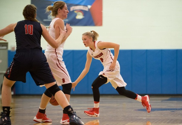 D'Youville Women Get Big Conference Win Over Franciscan
