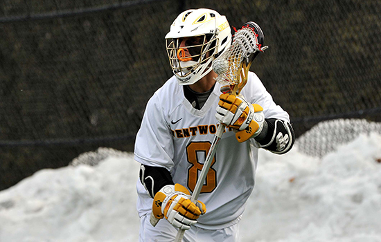Men's Lacrosse Snaps Two-Game Skid With Win Over Norwich
