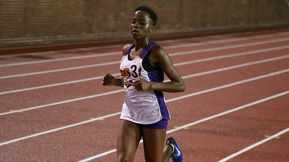 Sanga smashes Tech 10K record in Raleigh, posts ninth-best time in Division I