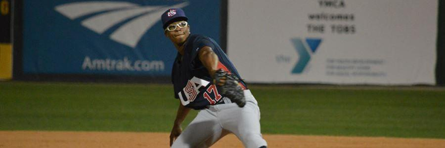 Dillon Tate has allowed no earned runs in seven appearances for the USA Collegiate National Team