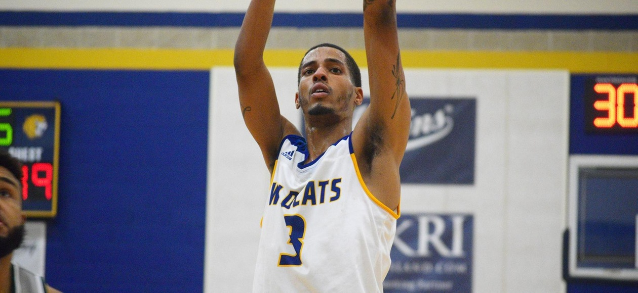 Lawson Scores 1,000th Point in JWU's 71-66 Win at Anna Maria