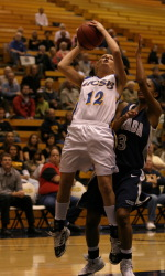 Gauchos Trounce Pacific, 76-54, For Ninth Straight Win