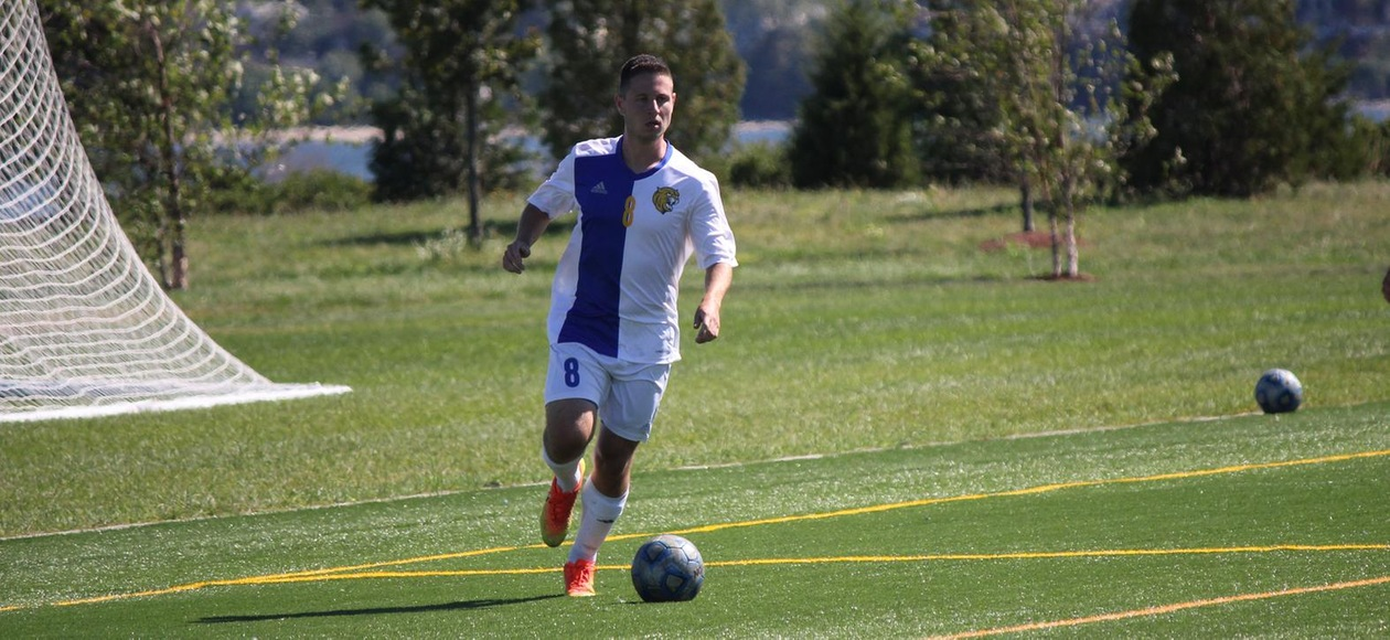 Johnson & Wales Men's Soccer and Norwich Play to 1-1 Tie