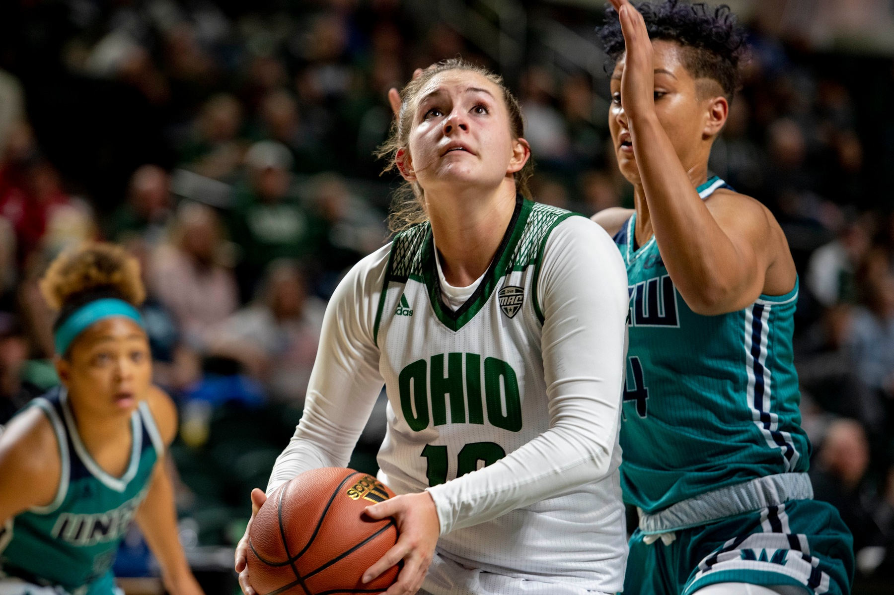 Ohio Women's Basketball's Doseck Named MAC East Player of the Week